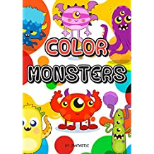 Color Monsters: Color for kids