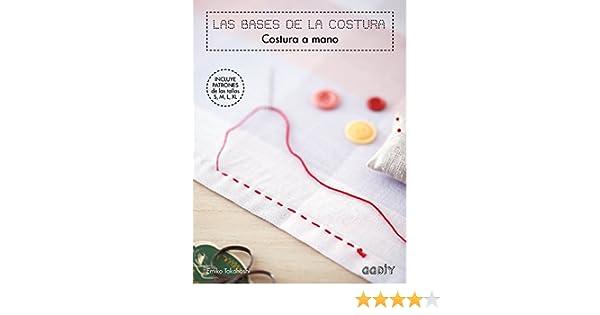 Las bases de la costura. Costura a mano (GGDiy): Amazon.es ...