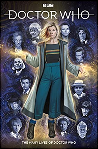 amazon doctor who the thirteenth doctor volume 0 the many lives