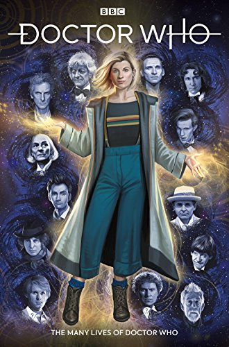 !B.E.S.T Doctor Who: The Thirteenth Doctor Volume 0 - The Many Lives of Doctor Who (Doctor Who: Thirteenth Do<br />P.P.T