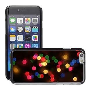 Super Stellar Slim PC Hard Case Cover Skin Armor Shell Protection // M00048518 reflections light bokeh aero // Apple iPhone 6 PLUS 5.5