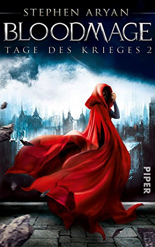 Bloodmage: Tage des Krieges 2 (German Edition)