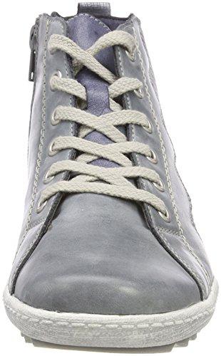 Hautes Denim Jeans Jeans Femme Bleu Silber R1474 Baskets Remonte qnP0wRUYEx