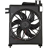 AC A/C CONDENSER COOLING FAN FOR DG FITS RAM TRUCK 1500 2500 3500 CH3113103