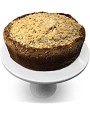 Andy Anand Original Cinnamon Crumb Coffee Cake, Made Fresh, Preservative Free, Amazing-Delicious-Decadent Gift Box With Greeting Card, Birthday, Valentine, Christmas, Mothers Fathers Day (2.7 lbs)