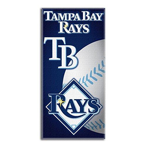 Tampa Bay Rays Beach Towel Blanket (Tampa Bay Rays Pool)