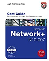 CompTIA Network+ N10-007 Cert Guide Front Cover