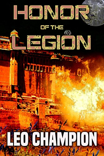 Honor of the Legion - Book Cover
