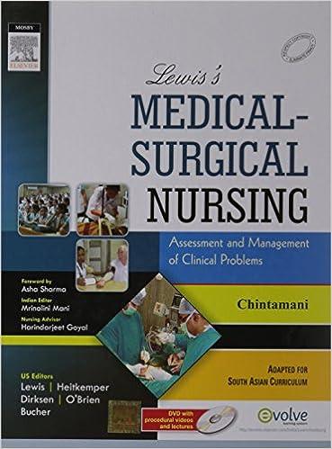 Lewis Medical Surgical Nursing Ebook