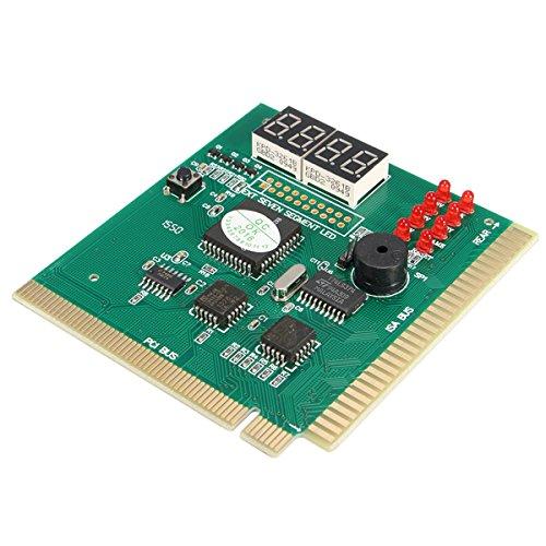 Tutoy Diagnóstico PCI 4-dígitos Tarjeta PC Placa Madre Post ...