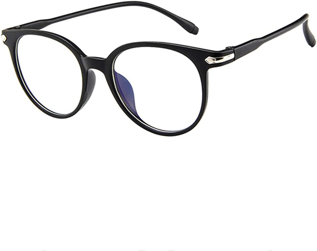 KUDICO Unisex Brillen Ohne Rezept Stilvolle Lesebrille Verschreibungspflichtig Verspiegelte Linse Mode Retro Brille Eyewear