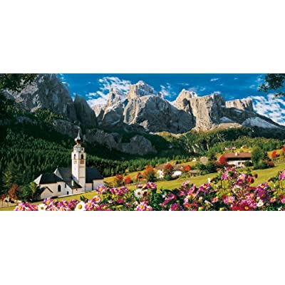 Clementoni Sellagruppe Dolomiti High Quality Collection Puzzle 13200 Pezzi 38007