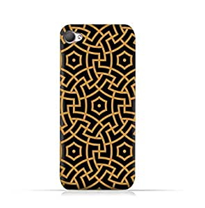 AMC Design HTC Desire 12 TPU Silicone Protective case with Morocco Traditional Arabic Pattern