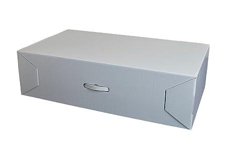 Super EXTRA LARGE Wedding dress storage box. 40 Sheets Acid free ...