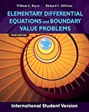img - for Elementary Differential Equations and Boundary Value Problems by William E. Boyce (2012-12-04) book / textbook / text book
