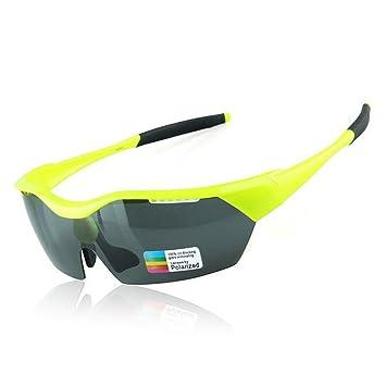 KTYX Gafas De Sol Verdes Fluorescentes Gafas De Sol Visión Nocturna Gafas De Conducción De Pesca