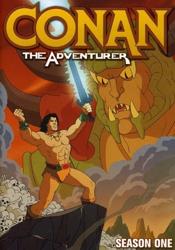 Conan The Adventurer: Season 1