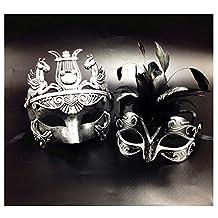 Venetian Couple Masks For Masquerade / Party / Ball Prom / Wedding