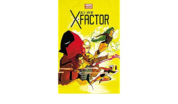 All-new X-factor Volume 1: Not Brand X: Amazon.es: Peter ...