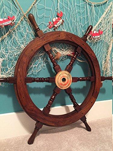 Nagina International Ships Wheel - 30