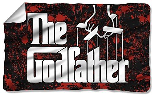 Godfather - Logo Fleece Blanket 57 x 35in by GODFATHER