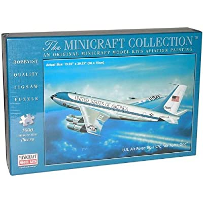 Jigsaw Air Force One 1000 Piece Puzzle): Toys & Games