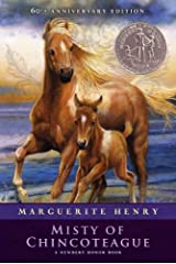 Misty of Chincoteague Paperback