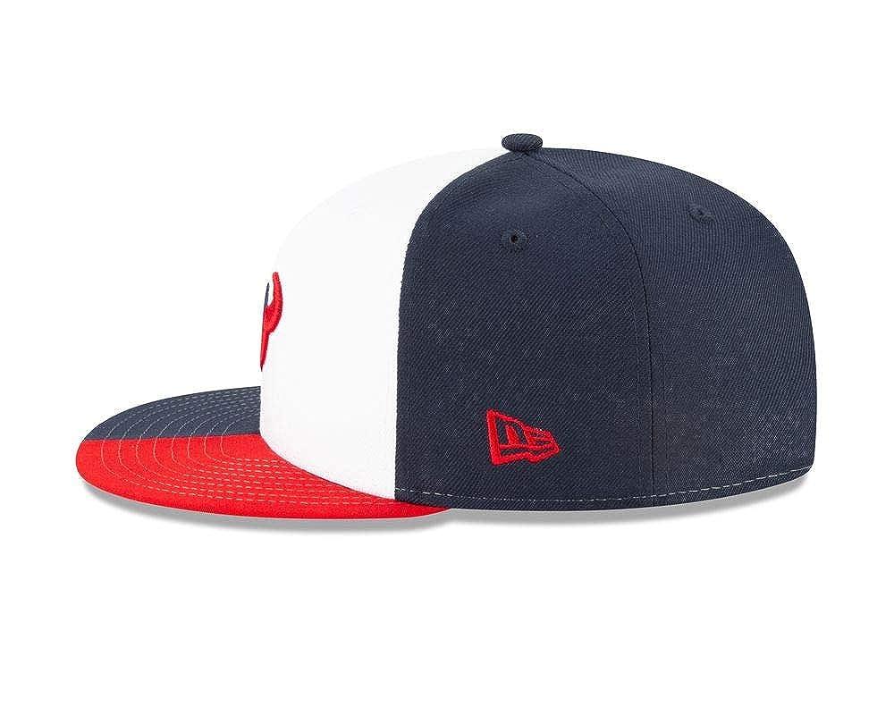 New Era Houston Texans 9FIFTY NFL Official 2019 Draft Snapback Hat