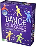 Dance like the description, you've seen the Sprinkler, you've seen the lawn mower, but you've never seen anything like this. In this game you have a 40 second song clip to dance out as many of the dance charades cards as you can. You get a po...