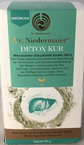 Regulatpro Dr. Niedermaier DETOX KUR, 1er Pack(1 x 90 g)