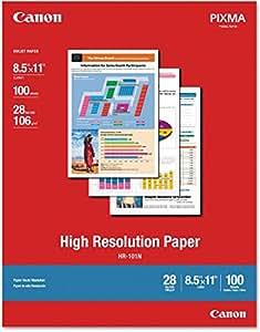 1033A011 - High Resolution Paper