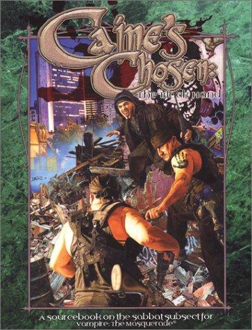 Vampire: the Masquerade Book Series