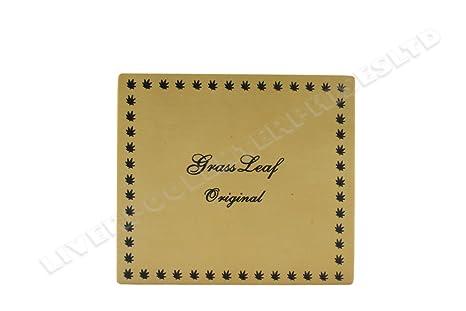 Bandeja de rollo de madera rolling caja de fumar tabaco Liar Caja de rapé Tamaño fumadores