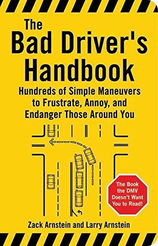 Bad Drivers Handbook Maneuvers Frustrate product image