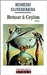Retour à Ceylan par Gunesekera