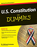 U.S. Constitution For Dummies (English Edition)
