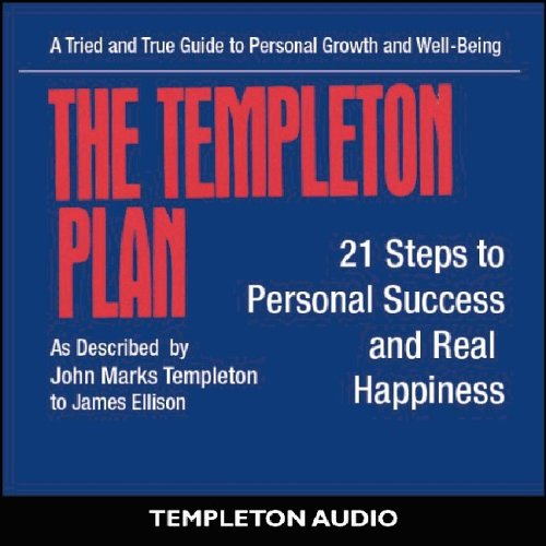 The Templeton Plan: 21 Steps To Personal Success