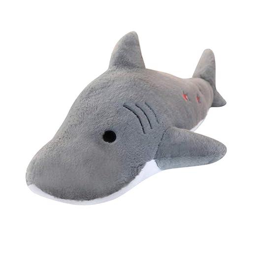 ZSY Almohada de tiburón, Juguete de Peluche Juguete de ...