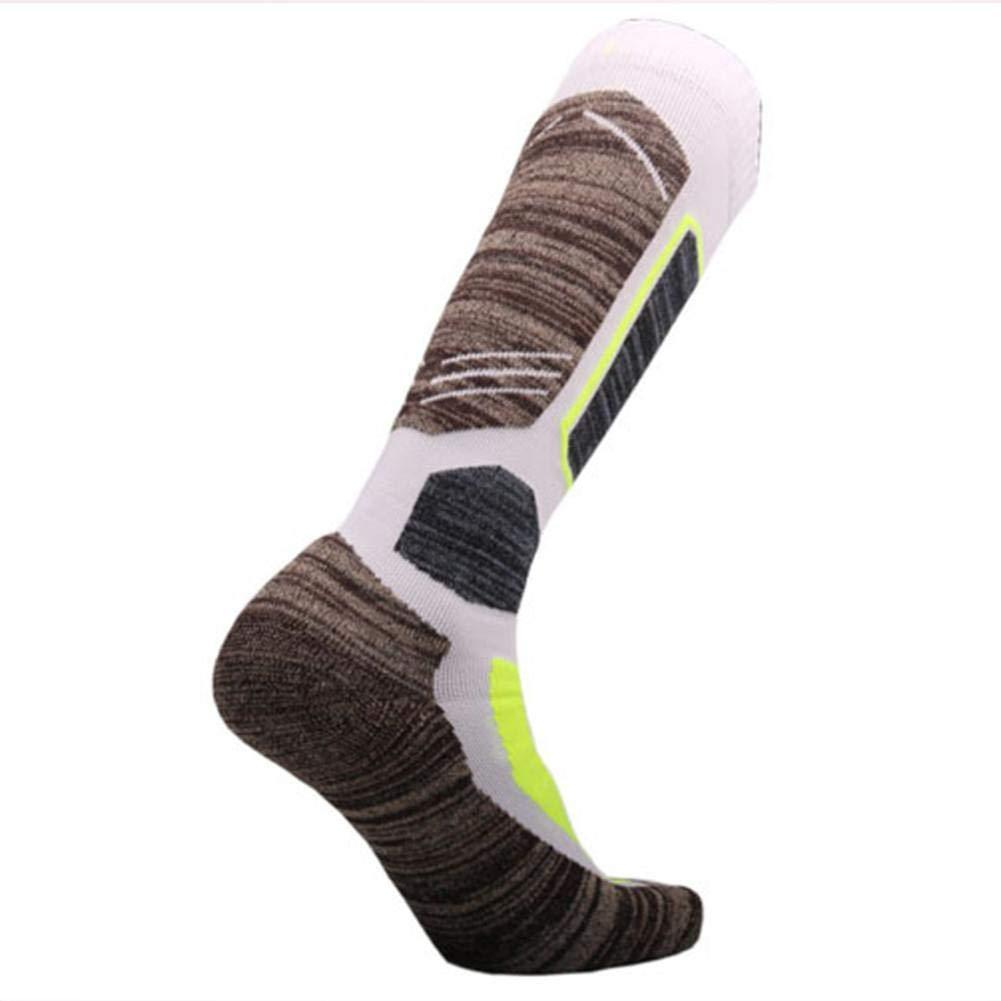 Monta/ñismo Hacer Motos de Nieve /… Seasaleshop Calcetines Algodon Calcetines Calcetines de Hombre Transpirable etc Antifricci/ón,Adecuado para Esquiar Absorbente del Sudor Patinaje Sobre Hielo