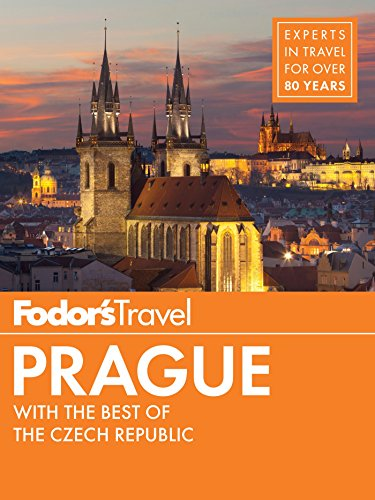 Amazon fodors prague with the best of the czech republic fodors prague with the best of the czech republic full color travel guide fandeluxe Image collections