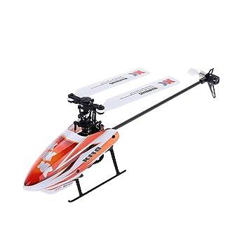 Ycco Helicóptero de 6 Canales Aileron Drone, RC Quadcopter Drone ...