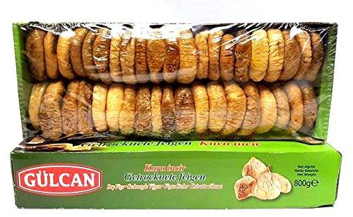Gülcan Türkische getrocknete Feigen ohne Zusätze 800g: Amazon.de ...