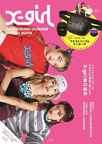 X-girl 2019年春夏号 画像 A