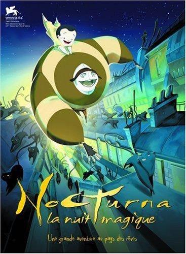 Nocturna: night magic [DVD] (2008) Reichmann, Jean-Luc; Bizot, Helene
