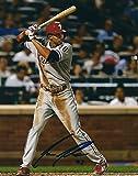 Autographed Aaron Altherr 8x10 Philadelphia Phillies Photo