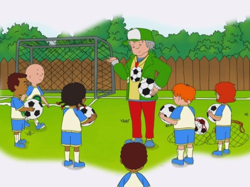 Caillou's Favorite Things & other Stories: Surprise (Cancelled Tv Shows)