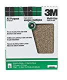 3m Aluminum Oxide Production Sandpaper 36 D 9 '' X 11 '' Wood