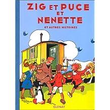 ZIG ET PUCE T.18 : ET NÉNETTE ET AUTRES HISTOIRES