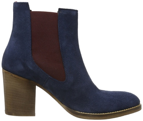 b17d5fe9787730 ... Liebeskind Berlin LS5010 Damen Chelsea Boots Blau (midnight blue  midnight blue  camo)