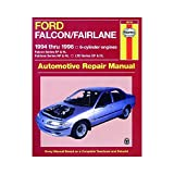Ford Falcon/Fairlane Australian Automotive Repair Manual: 1994 to 1998